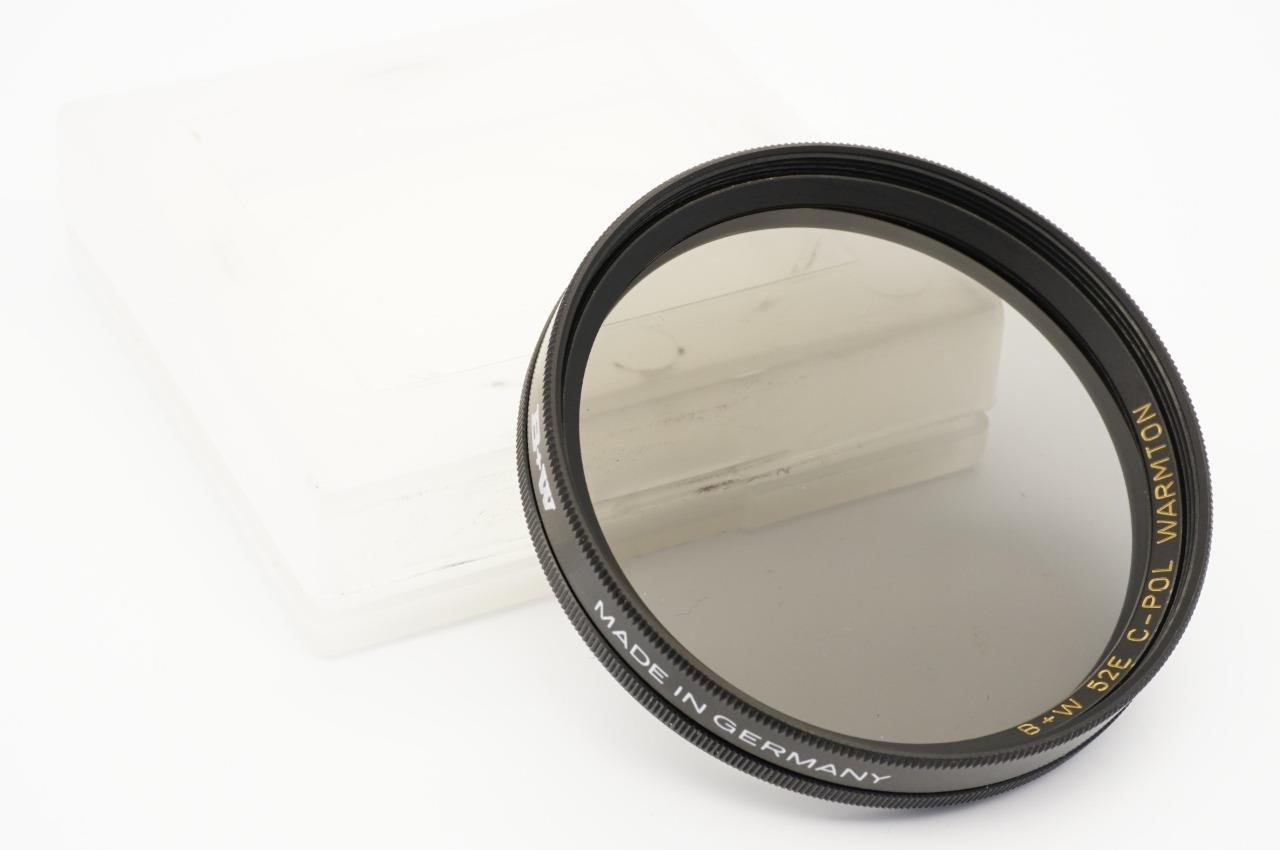 B+W 55mm Circular Polarizer