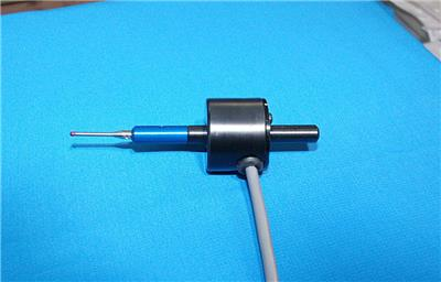 Calibrated 3D digitizing touch probe for CNC  1//4 shank with 1//8 dia connector