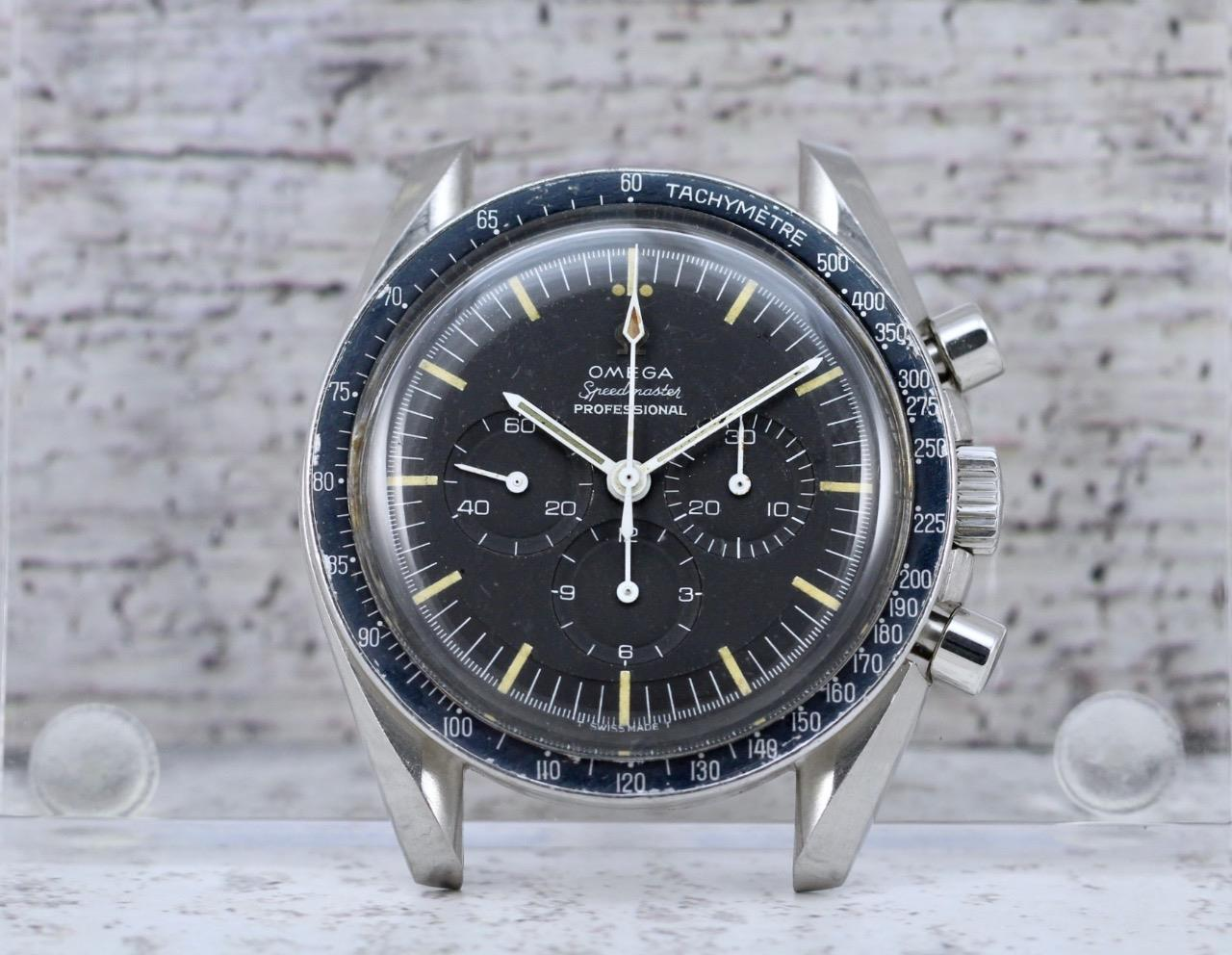 52a06c394695 Detalles acerca de 1967 Reloj Omega Speedmaster Professional 42 mm Premoon  ref 145012-67 SP Cal. 321- mostrar título original