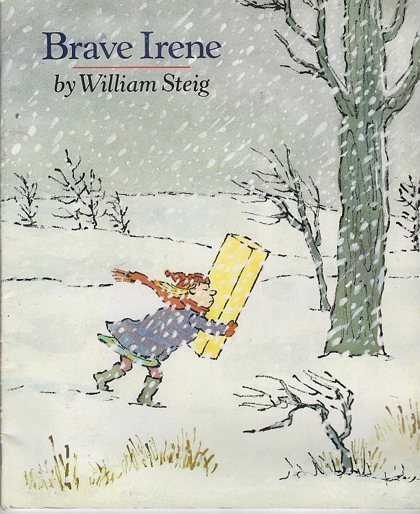 STEIG, WILLIAM - Brave Irene
