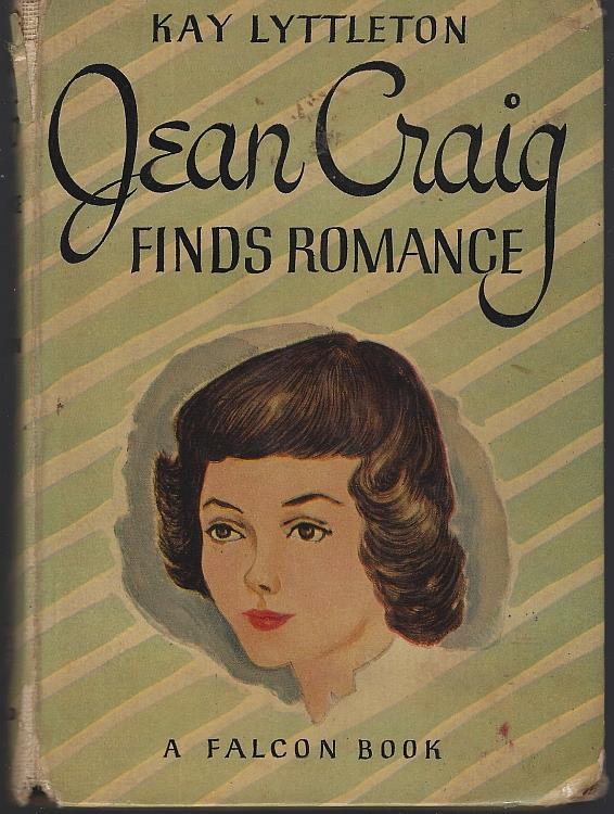 JEAN CRAIG FINDS ROMANCE, Lyttleton, Kay