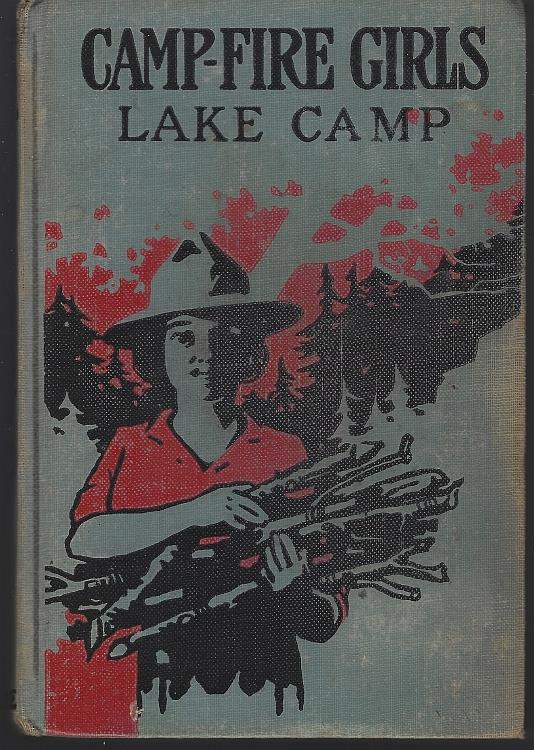 Image for CAMP FIRE GIRLS' LAKE CAMP OR SEARCHING FOR NEW ADVENTURES