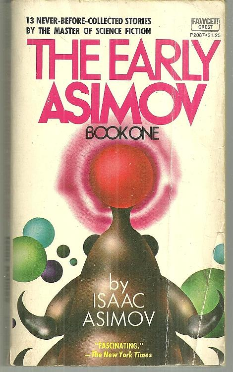 Image for EARLY ASIMOV Book One