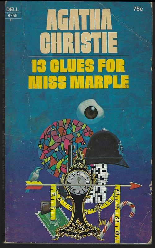 13 CLUES FOR MISS MARPLE, Christie, Agatha