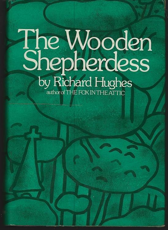 WOODEN SHEPHERDESS The Human Predicament II, Hughes, Richard