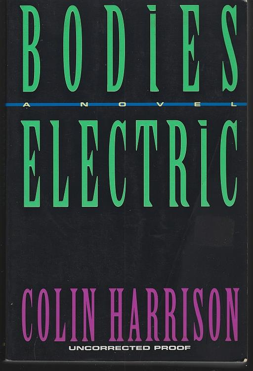 Image for BODIES ELECTRIC