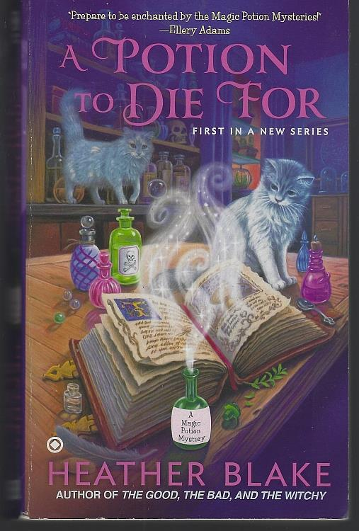 Image for POTION TO DIE FOR