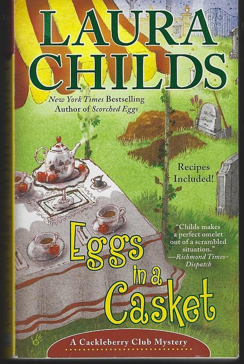 EGGS IN A CASKET, Childs, Laura