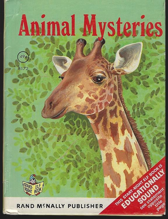 ANIMAL MYSTERIES, Fisher, Dr. Lester