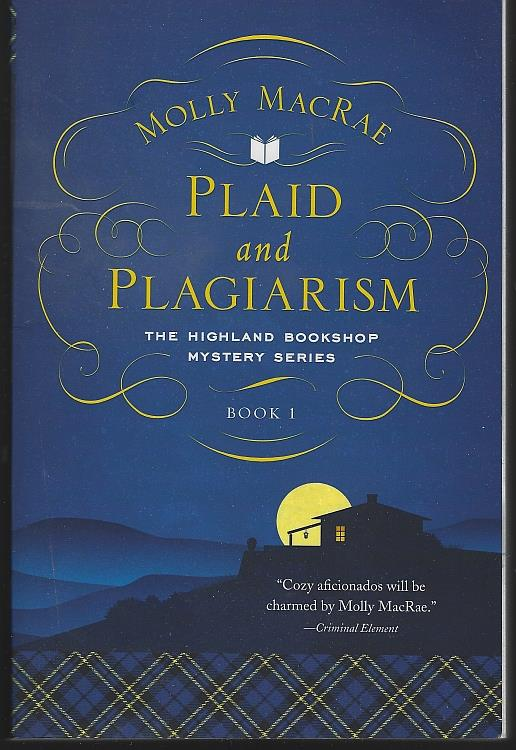 PLAID AND PLAGIARISM, MacRae, Molly