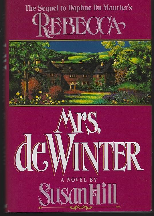 MRS. DE WINTER, Hill, Susan