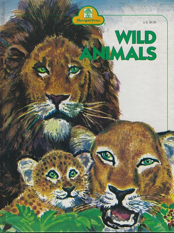 WILD ANIMALS, Rojankovsky, Feodor Illustrated by