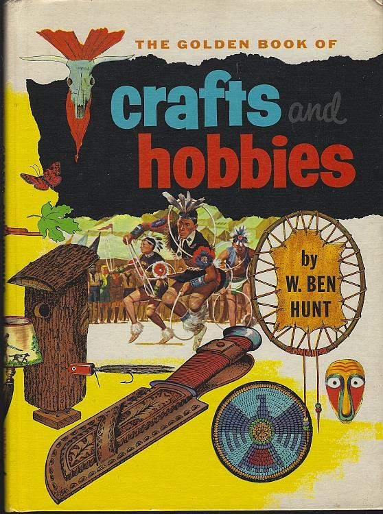 Image for GOLDEN BOOK OF CRAFTS AND HOBBIES