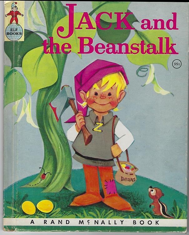 JACK AND THE BEANSTALK, Leaf, Anne Seller Illustrator