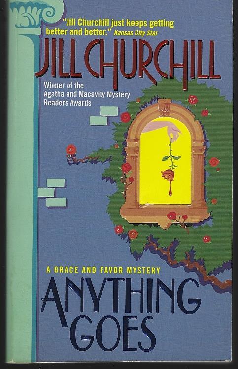 ANYTHING GOES, Churchill, Jill