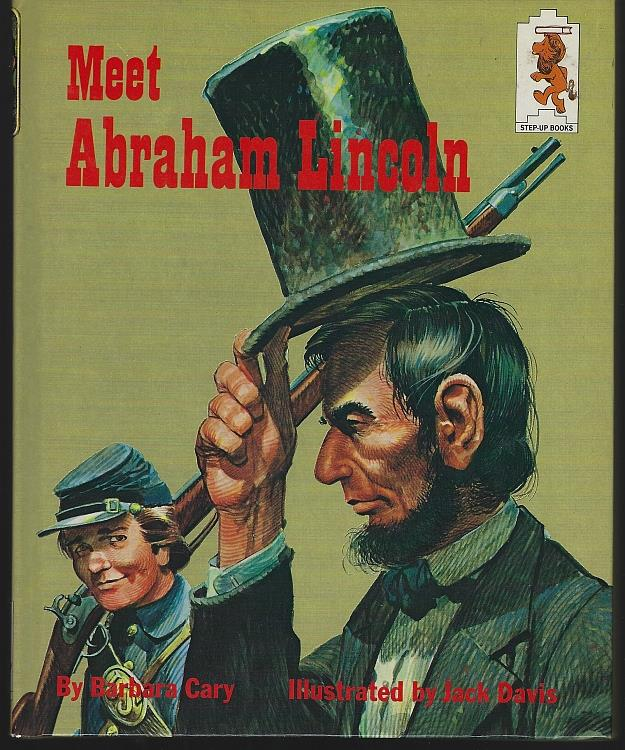 Image for MEET ABRAHAM LINCOLN