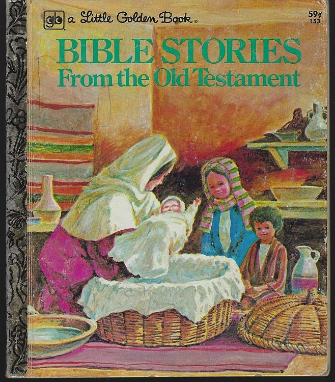 Image for BIBLE STORIES FROM THE OLD TESTAMENT