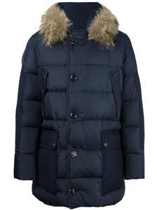 Moncler Gaze Hooded Coat Jacket Size 6 ( XXL 2XL) 24 photos £1315 Navy Blue