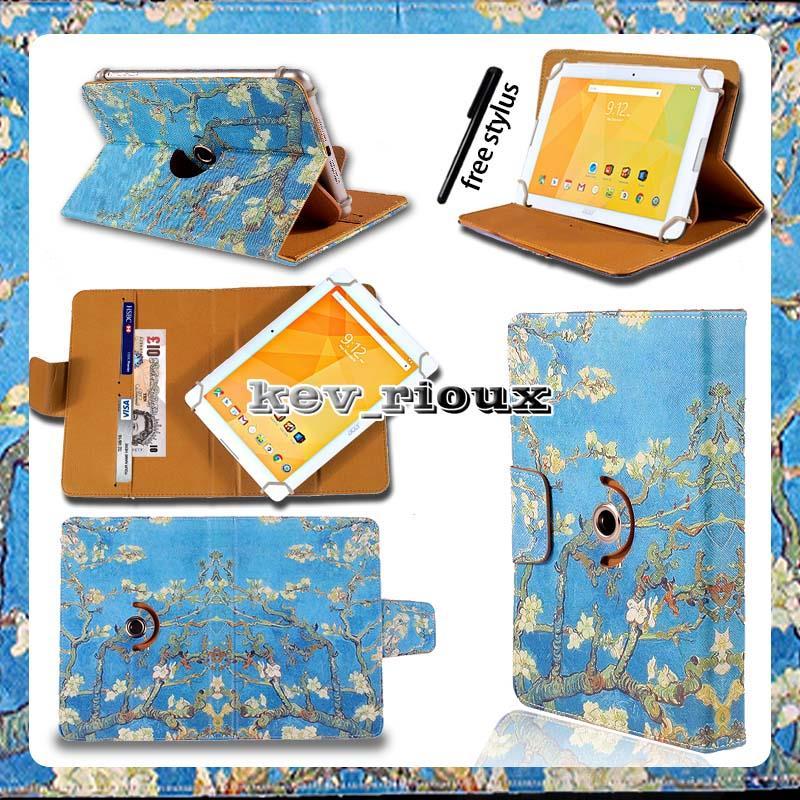 Per-vari-7-034-8-034-Acer-Iconia-Tab-Tablet-Pelle-Case-cover-rotante-stand