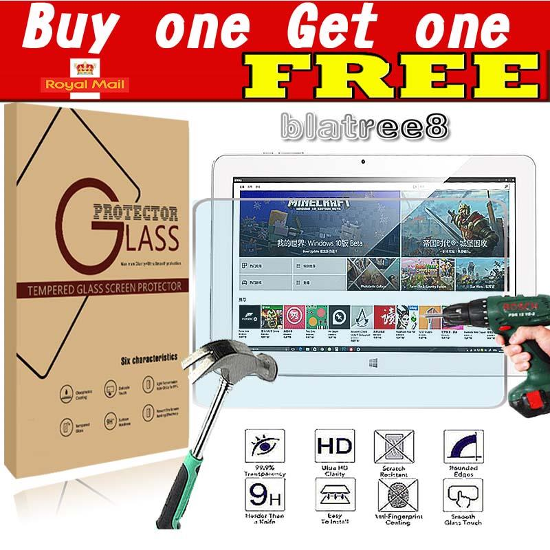 """For Cube MIX Plus 10.6/"""" Tablet Tempered Glass Screen Protector Cover"""