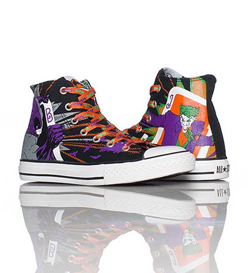 a9d133af9c9a ... italy converse batman joker hi top shoes 3 92aba 4d7a2
