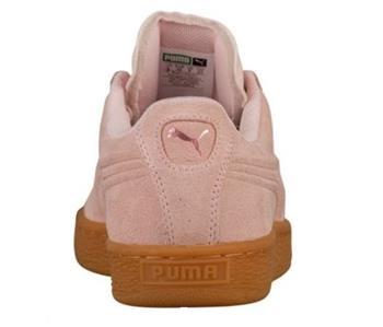 Puma Dusty Pink Suede Gum Sole Classic