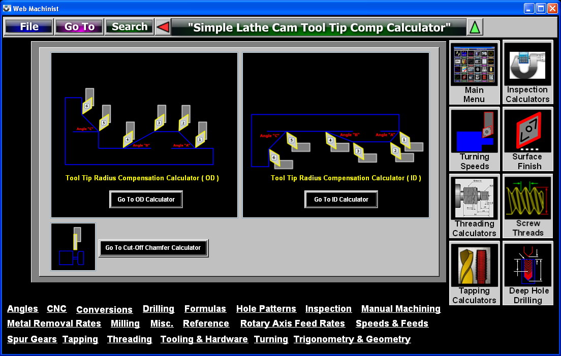 Details about CNC Lathe Tool Nose Comp Software cad cam gibbscam carbide  tools inserts turning