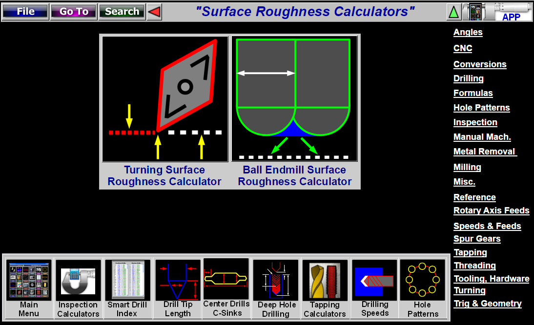 Details about CNC Lathe Turning Surface Finish Roughness Software  Profilometer Meter Digital