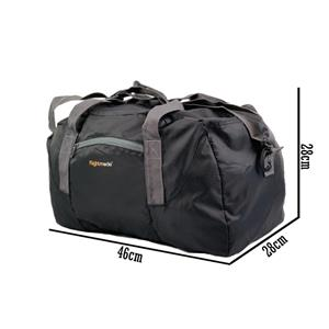 Travel Foldable Duffle Bag Gym Sports Lightweight Luggage Duffel ... 69273df38062a