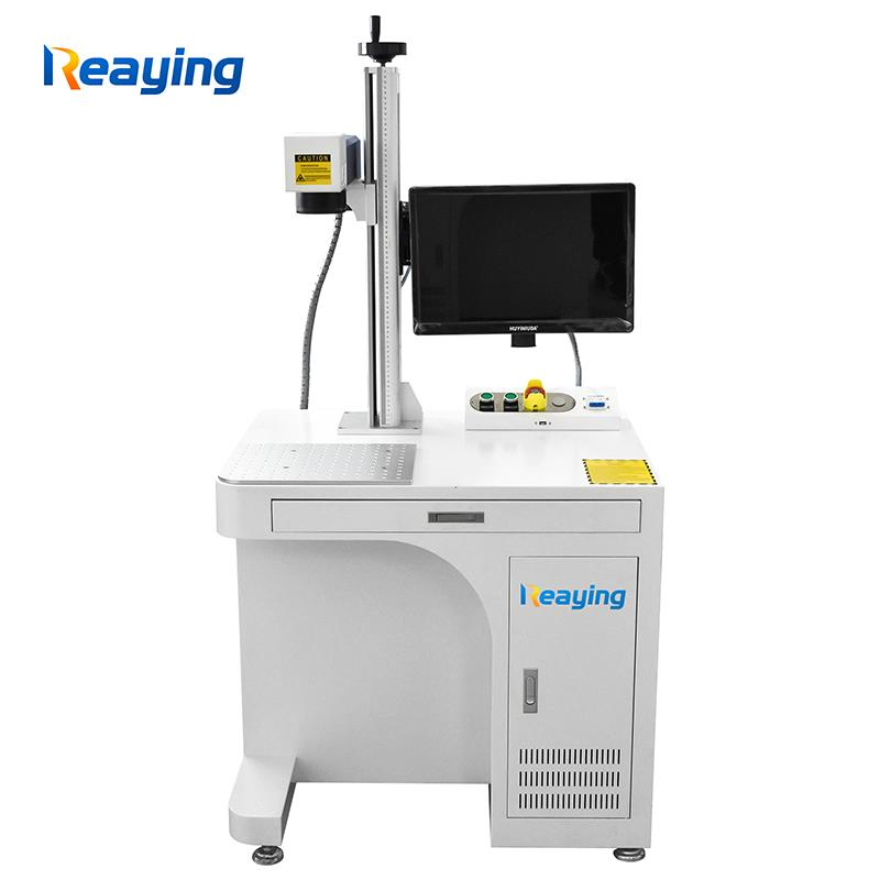 Laser engraving machine mopa fiber marking for metal & plastic