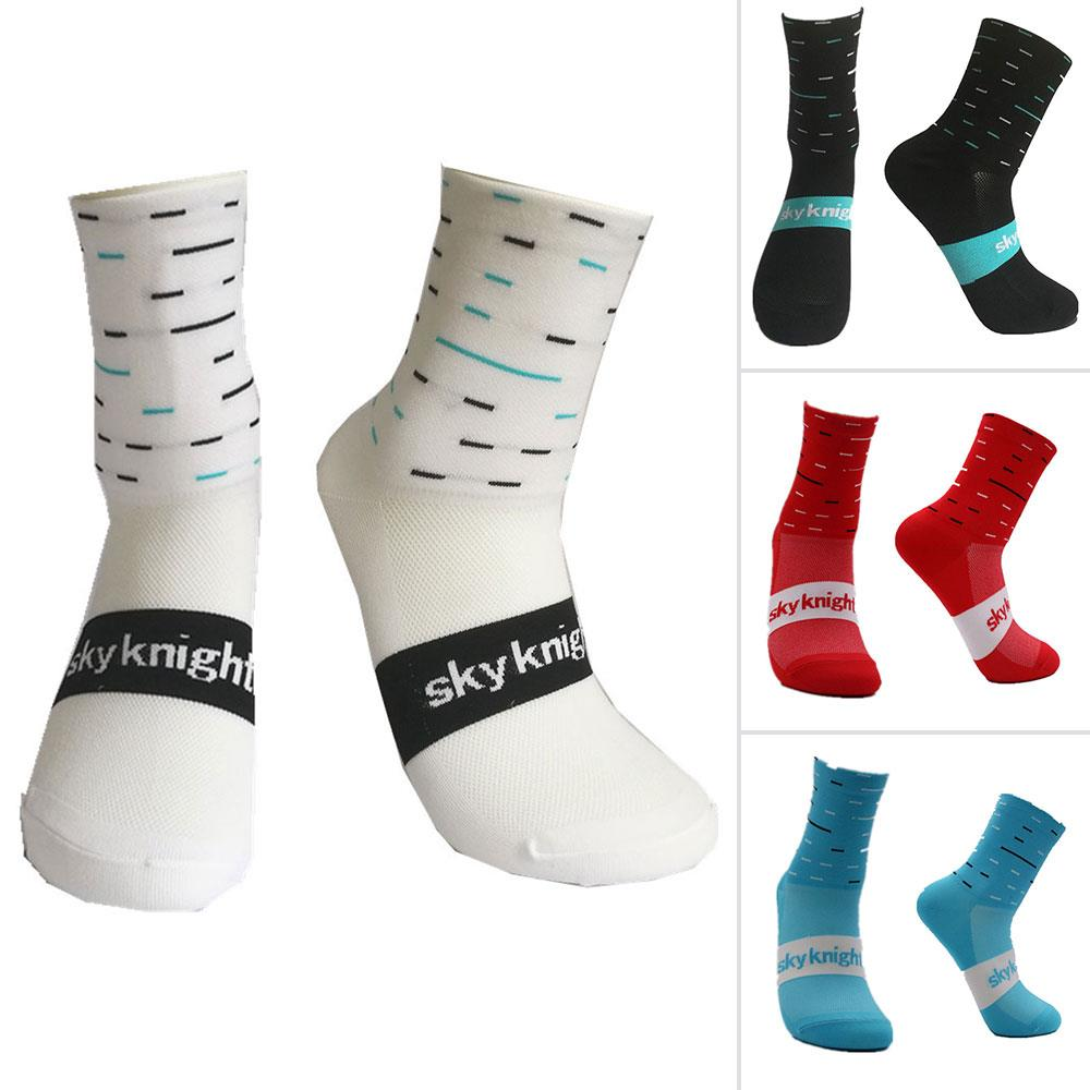UK/_ BL/_ Riding Cycling Breathable Socks Men/'s Women/'s Outdoor Sports Footwear No