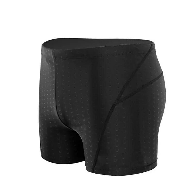 Clothing, Shoes & Accessories New Men's Waterproof Swimming Trunks Quick Dry Swimwear Fifth Pants Shark Shorts Swimwear