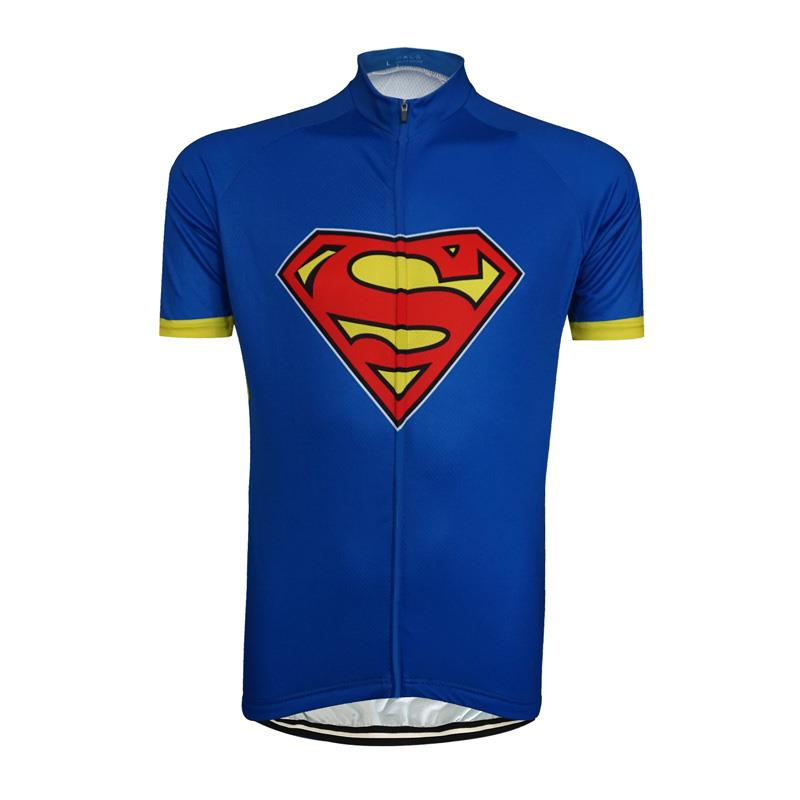 Men/'s Blue Cycling Short Jersey Bike Riding Tops Outfits Bicycle Sports Gear New