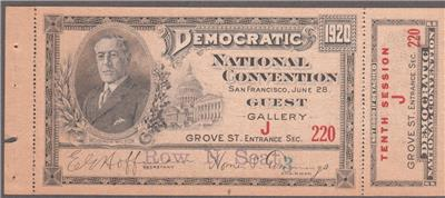 1920 Democratic National Convention