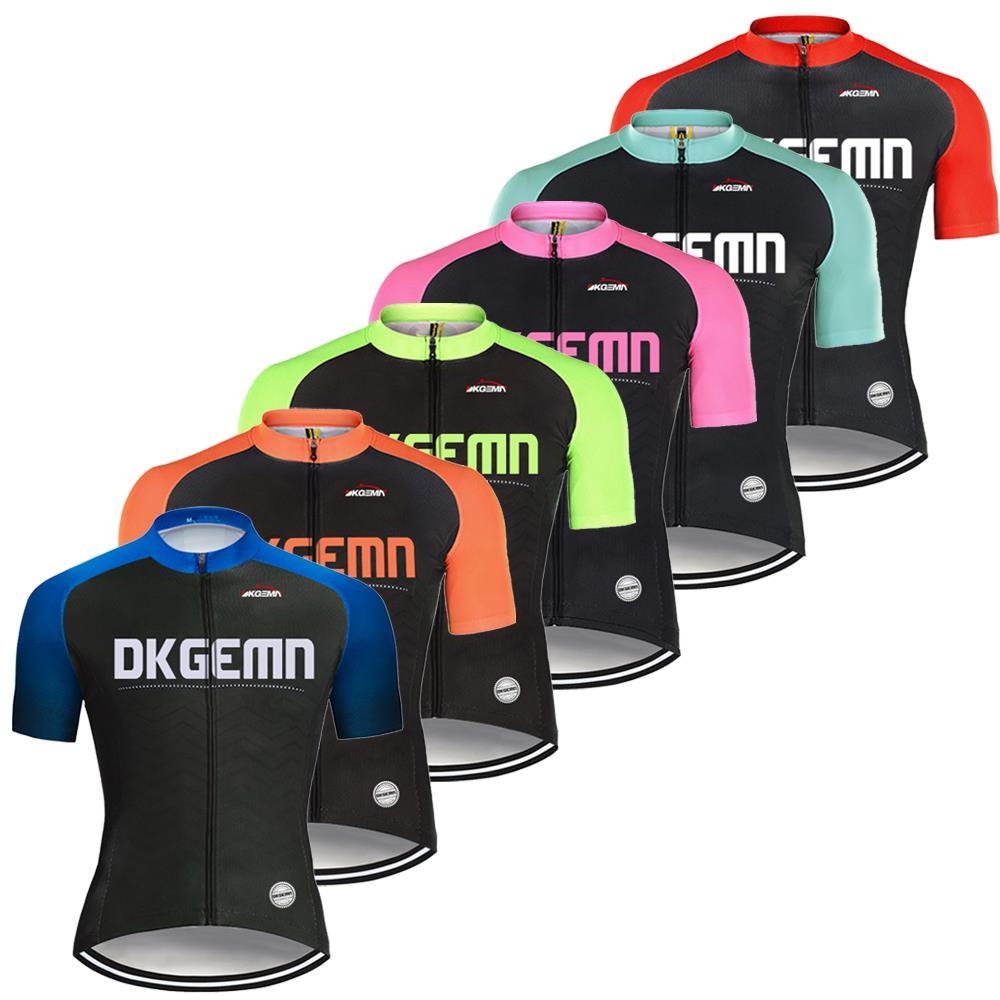 Mens/' Bike Cycling Short Sleeve Jersey Biking Race Tops Shirt Clothing Uniform
