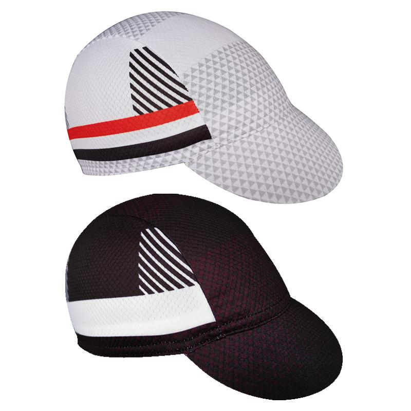 RockBros Bike Bicycle Cycling Cap Hat Sunhat Suncap White Red One Size