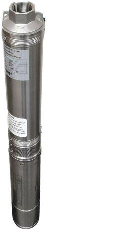 Hallmark Industries MA0414X-7A Deep Well Submersible Pump, 1