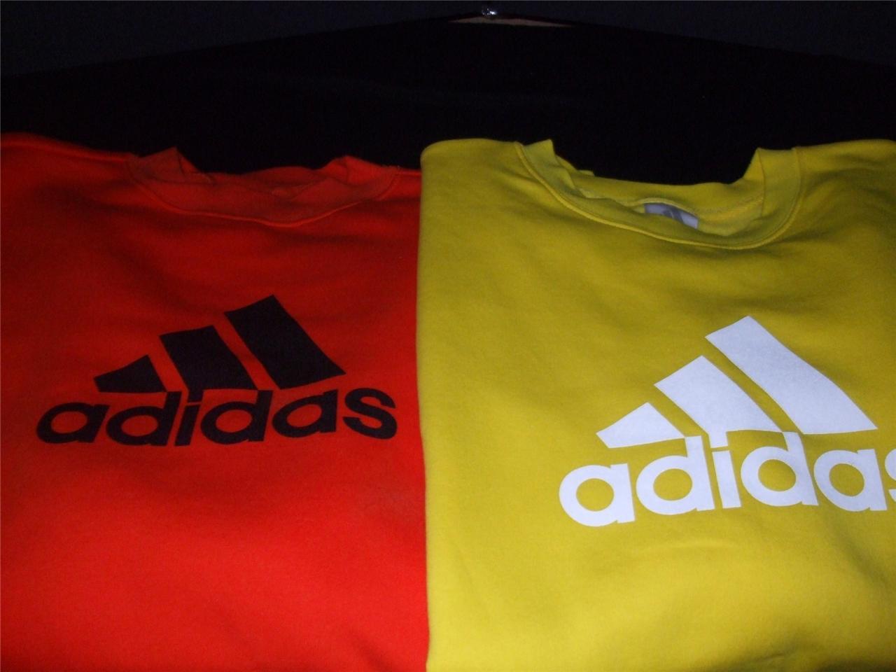 yellow adidas logo - photo #31