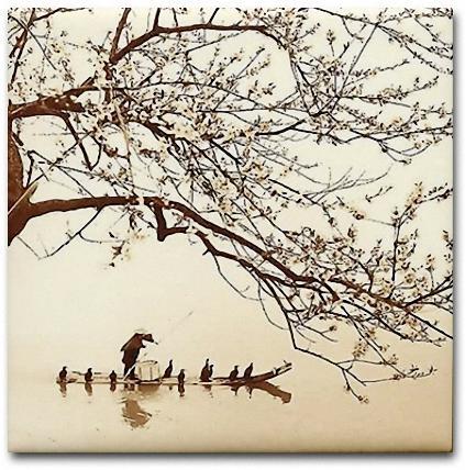vintage japanese tile art print 8x8 jpg 1500x1000
