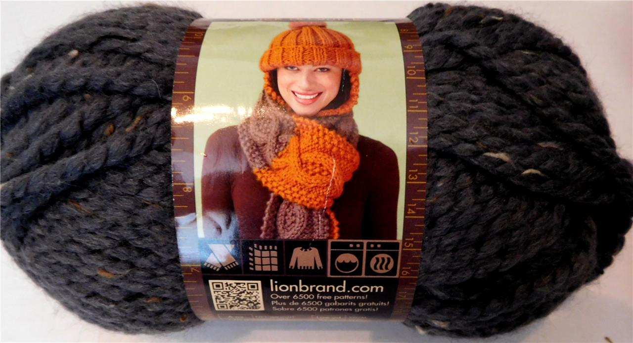 1 Wool-Ease Thick & Quick~Lion Brand Yarn~Super Bulky#6~Choose Color ...