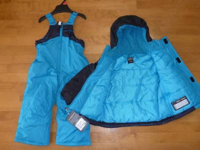 Boys Zeroxposur Snow Suit Winter Coat Amp Bibs Pants Size 4t