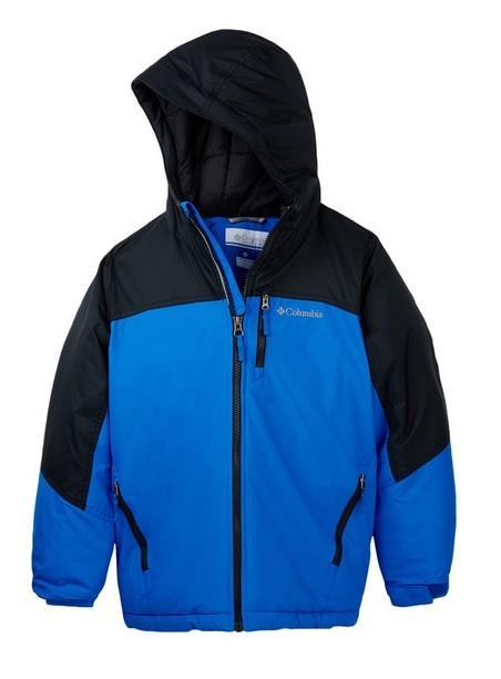 Boys COLUMBIA Phantom Slope Jacket Winter Coat Size L XL