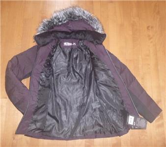 Nwt Womens Zeroxposur Savannah Jacket Winter Coat Jacket