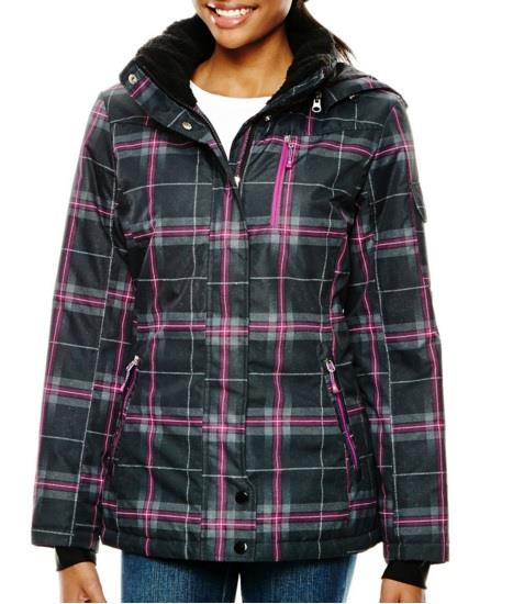 NWT Womens Zeroxposur Heavyweight Winter Coat Jacket Size