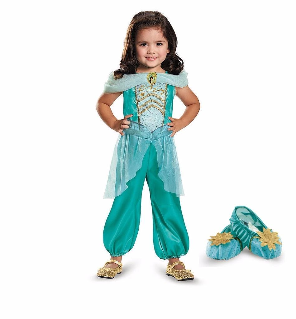 Disney Store Deluxe Cinderella Costume For Baby Toddler 2t: Tod Girls Disney RAPUNZEL JASMINE Or BELLE Gown Costume