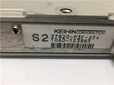 Details about 1998 98 HONDA CRV CR-V ECU ECM COMPUTER 37820 P3F A54 AUTO OEM