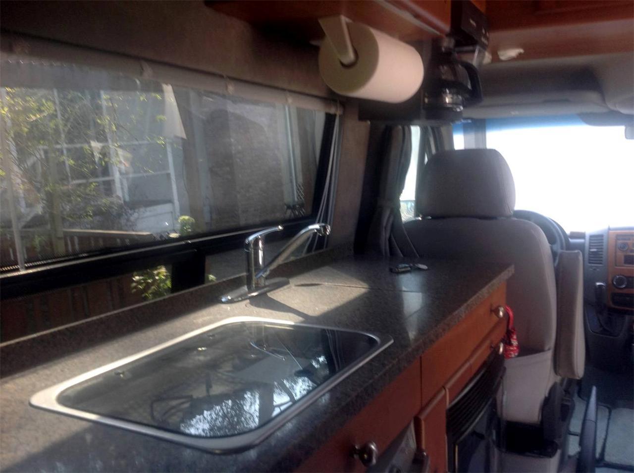 2007 Road Trek Sprinter Mercedes Benz Class B Grey Two Tone Vin Wdype 74575200