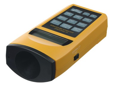 Sonic Distance Measure Meter Laser
