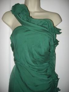 Catherine Malandrino Beaded Embellished Tribal Tank Dress $595