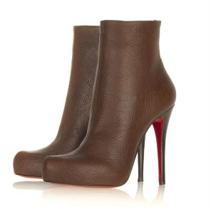 Christian Louboutin Arielle A Talon Ankle Boots 36 6 on